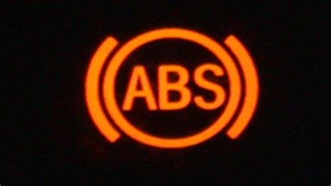 abs light on dashboard antilock brake light stays on after engine is started