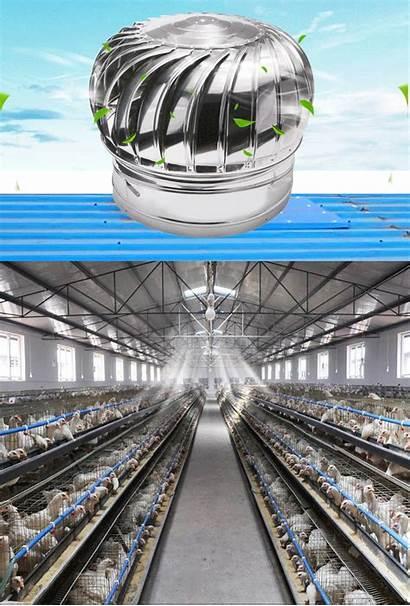 Ventilator Turbine Roof Wind Stainless Steel Does