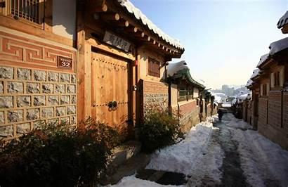 Hanok Village Bukchon Korea