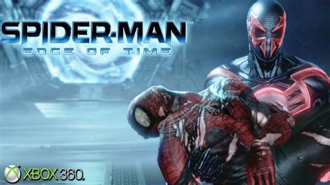 spider man edge  time xbox  ps gameplay