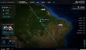 'Live from Space' Lets You Track the International Space ...