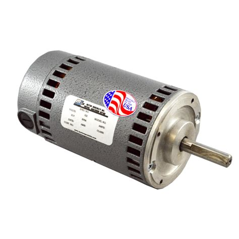 Universal Electric Motor by Model 2500 Universal Electric Motor Motor Specialty Inc