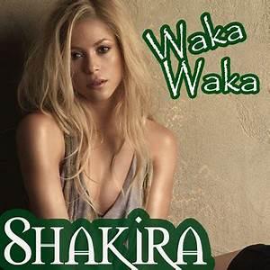 Shakira Waka Waka - Centerblog
