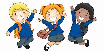 Uniform Student Clipart Elementary Boys Nursery Schools