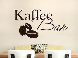 Wandbilder Für Küche : wandtattoo spruch aufkleber wandaufkleber f r k che kaffeebar kaffeebohne ebay ~ Sanjose-hotels-ca.com Haus und Dekorationen