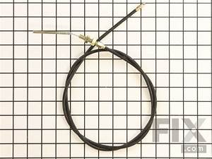 Oem Powermate Tiller Spring  Clutch Cable  A200707