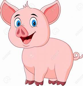Clipart funny pig - Clipart Collection | Cute pig cartoon ...