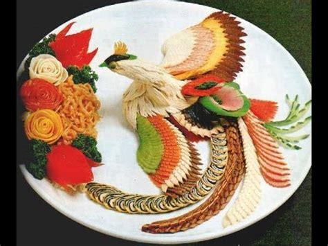 vegetable salad decoration ideas part youtube
