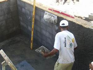 faire du ciment etanche construction maison beton arme With enduit pour piscine beton