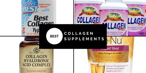 The Best Collagen Supplements Best Collagen Supplements