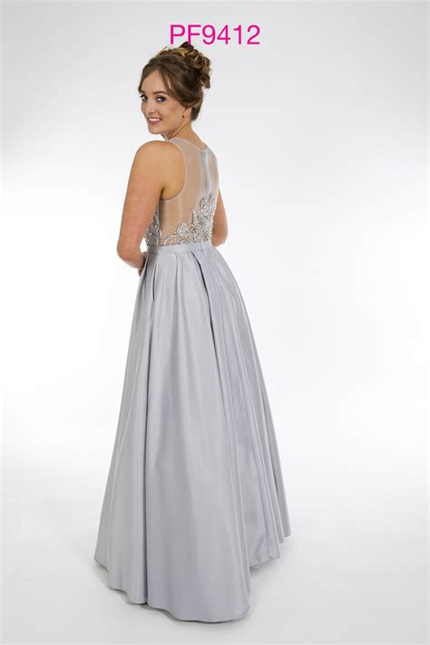 prom frocks pf grey prom dress prom frocks uk prom