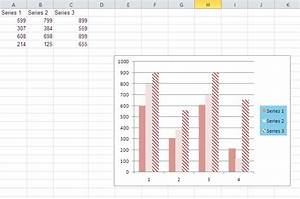 How To Set The Background Color Of Legend In An Excel Chart