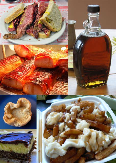 article de cuisine montreal canadian cuisine