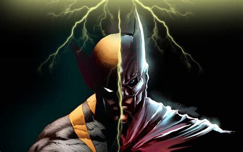 Wolverine Vs Batman By Jayc79 On Deviantart