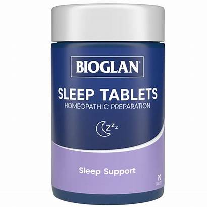 Sleep Bioglan Tablets Disturbed Relief Support 90s