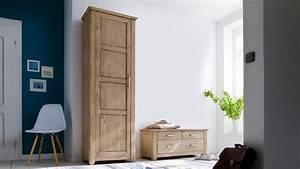 Garderobe Akazie Massiv : dielenschrank valencia garderobe kleiderschrank in akazie massiv ~ Sanjose-hotels-ca.com Haus und Dekorationen