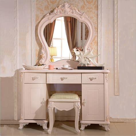 coiffeuse de chambre haut de gamme moderne coiffeuse luxe accueil meubles de