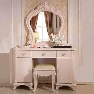 Coiffeuse Meuble Moderne : haut de gamme moderne coiffeuse luxe accueil meubles de chambre coucher commodes avec table ~ Teatrodelosmanantiales.com Idées de Décoration