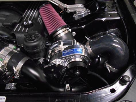 procharger supercharger kit dodge challenger  srt
