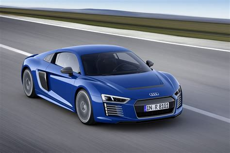 This Is What The All-electric R8 E-tron Looks Like