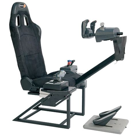 siege logitech playseats flightseat joystick playseat sur ldlc