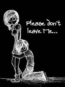 Please Dont Leave Me 240x320 Love Wallpaper | Mobile ...