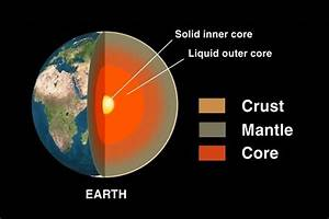 Why Earth U0026 39 S Inner Core Has Speed Trap For Seismic Waves
