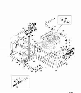 Mercruiser 3 0 Water Drain System