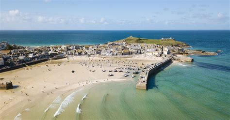 UK staycation spots: St Ives, Cornwall has been voted a ...