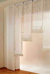 Raffrollosystem Mit Kettenzug : fl chenvorhang system raffrollo 4 l ufig mit schleuderstab bedienung ebay ~ Sanjose-hotels-ca.com Haus und Dekorationen