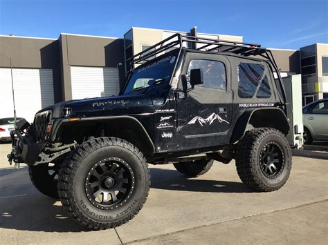 jeep roof rack gobi jeep tj stealth ranger roof rack