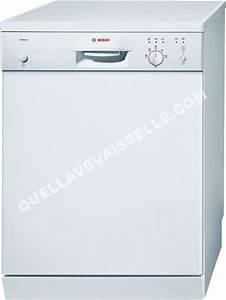 Prix D Un Lave Vaisselle : lave vaisselle bosch sms40d92eu au meilleur prix ~ Premium-room.com Idées de Décoration