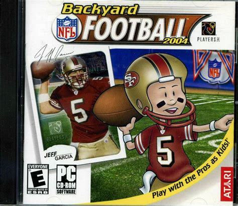 Backyard Football Computer Game  Outdoor Furniture Design