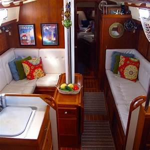 380 best images about a sailboat liveaboard on pinterest With yacht interior design decoration