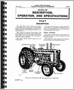 John Deere 330 Diesel Owner Manual