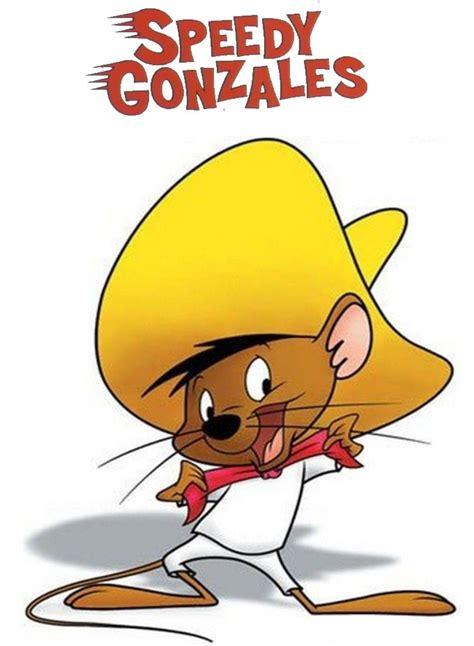 speedy gonzales artes classic cartoon characters