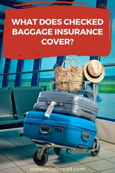 What Does Checked Baggage Insurance Cover? | Travel ...