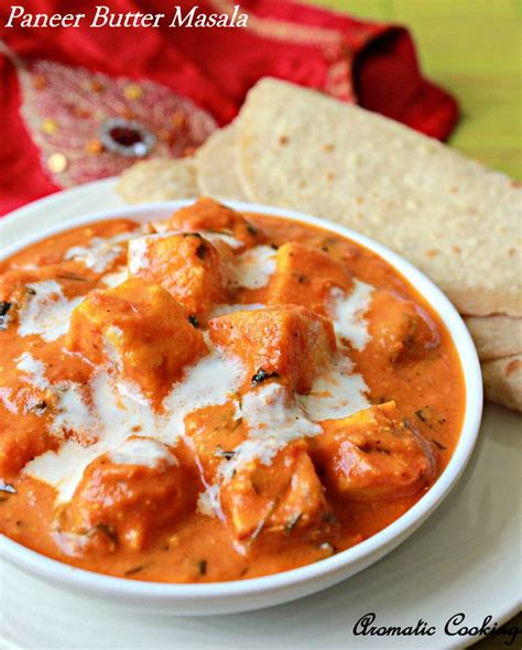 cooking with cottage cheese recipes paneer butter masala curry with indian cottage