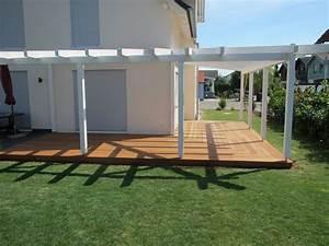 übergang Terrasse Garten : holz im garten die schreiner von home design ~ Markanthonyermac.com Haus und Dekorationen