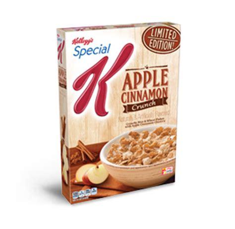 special k cereals