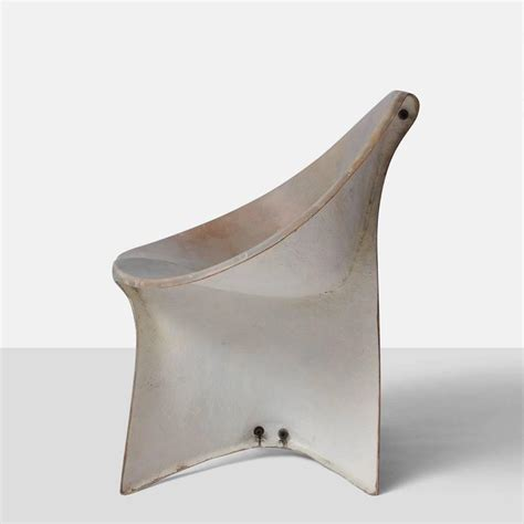 two part fiberglass chair for sale at 1stdibs