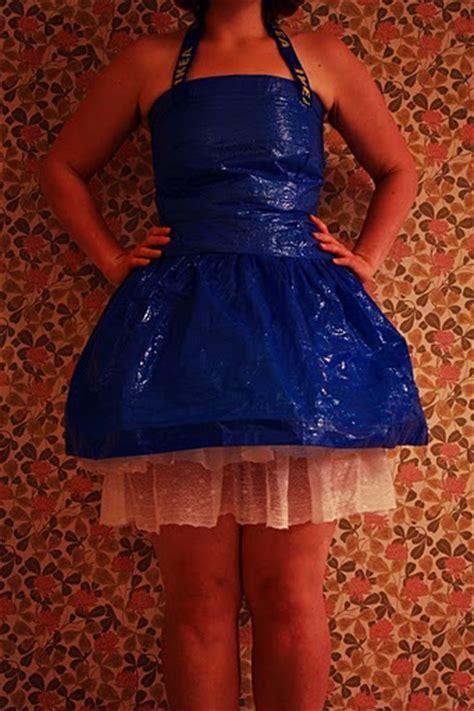 IKEA blue bag dress   IKEA Hackers   IKEA Hackers
