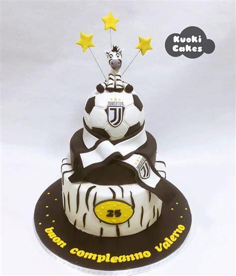 Juventus cake - cake by Donatella Bussacchetti - CakesDecor