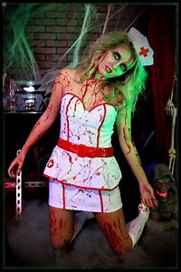 Sexy Scary Halloween Costumes: Science Laboratory ...