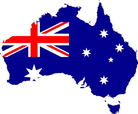 Australia Flag Png Transparent Images  Png All