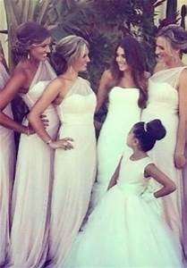 Dress: long bridesmaid dress, blush pink, one shoulder ...