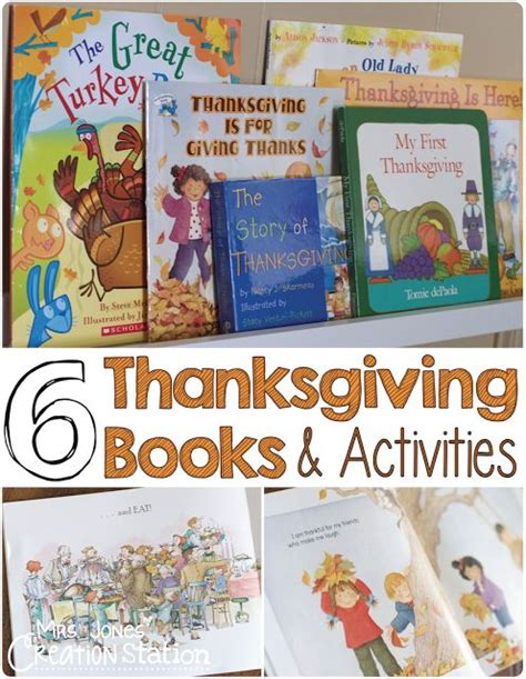 6 thanksgiving books amp activities for readers 275 | 7b9998f81954f49b71365124031d7def