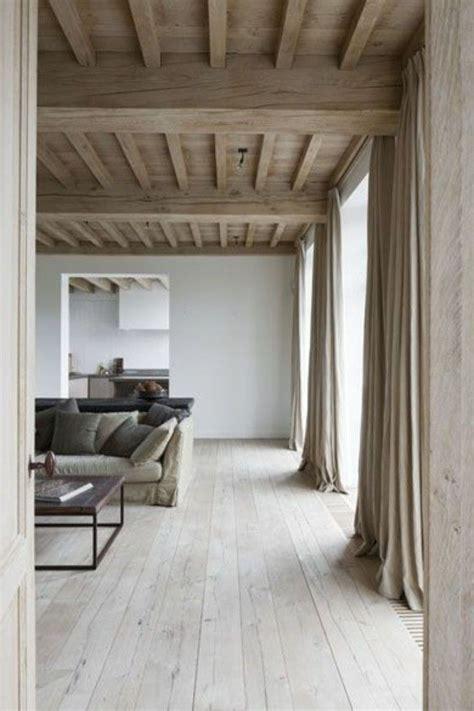 tenture plafond chambre les 25 meilleures idées de la catégorie parquet en bois