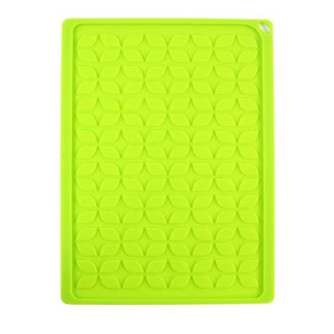 tapis 224 vaisselle en silicone vert maison fut 233 e