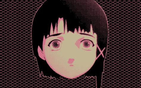 serial experiments lain anime lain iwakura wallpapers hd